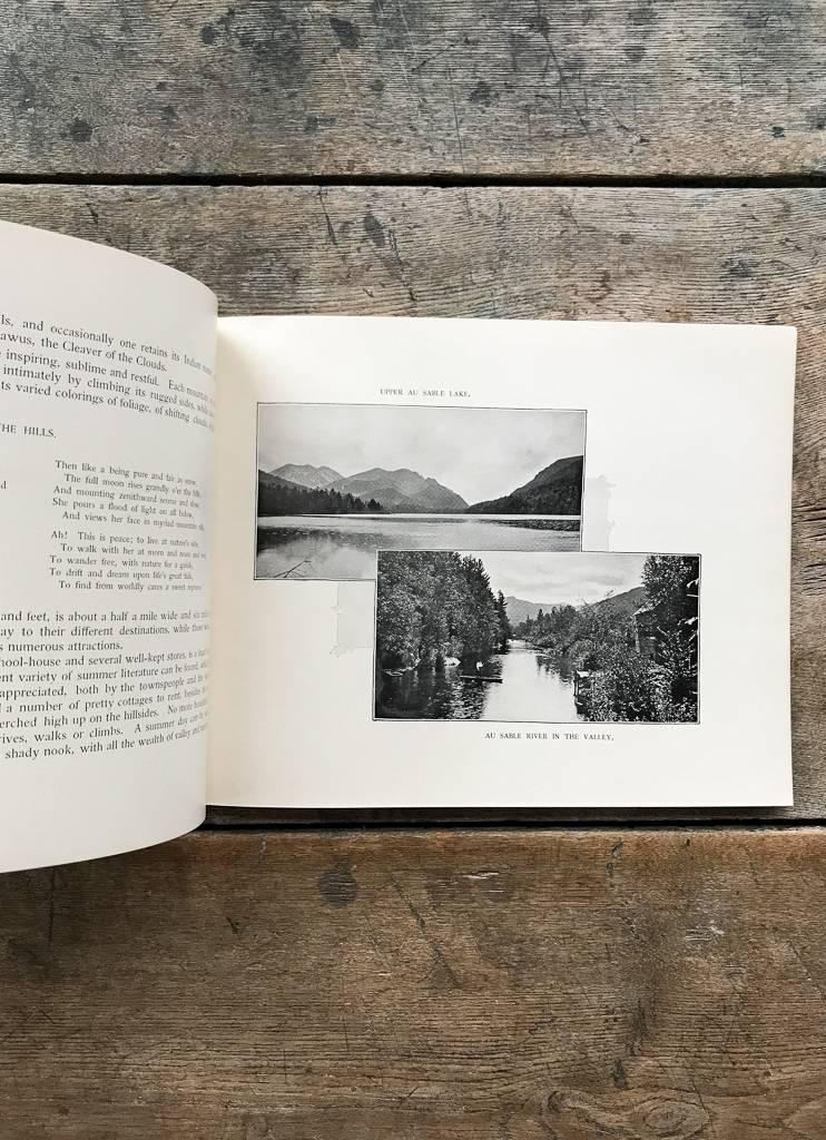 Ted Comstock Keene Valley  by Katherine McClellan