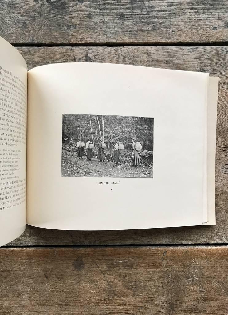 The Birch Store Keene Valley  by Katherine McClellan