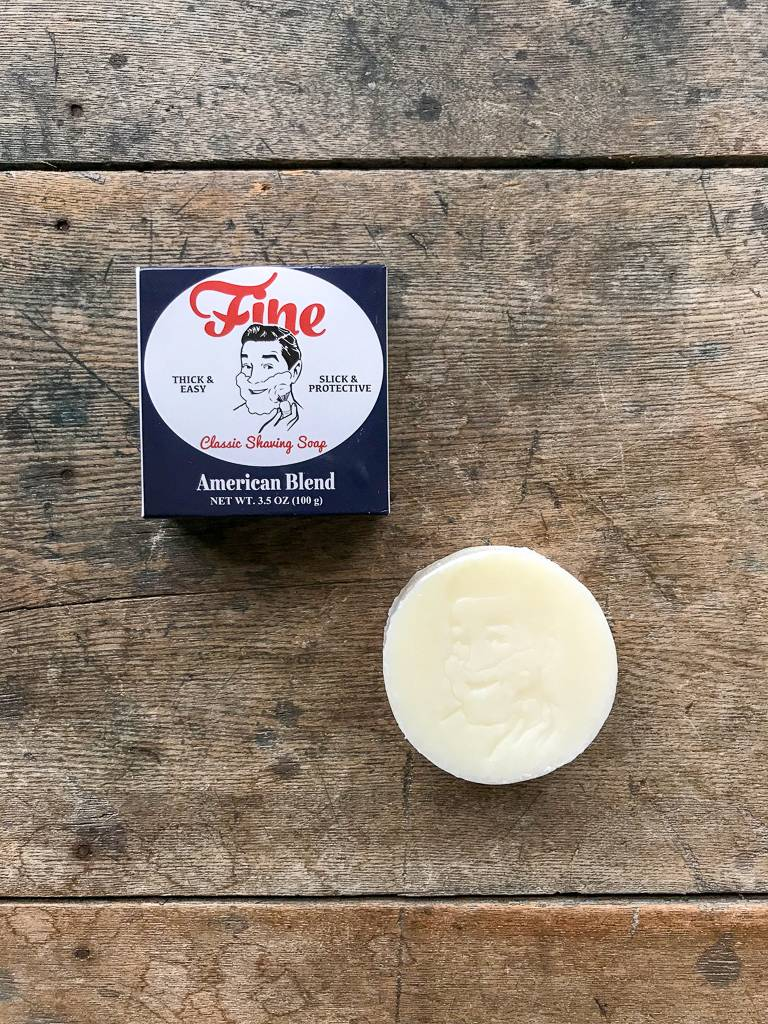 The Birch Store Mr. Fine Shave Soap
