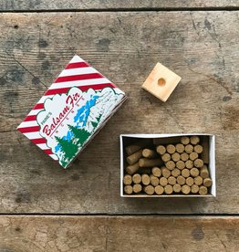 The Birch Store Balsam Incense Logs