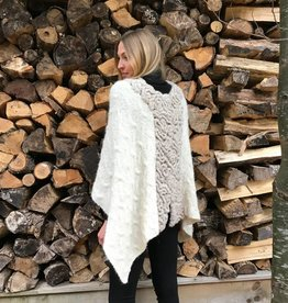The Birch Store Baby Alpaca Boucle Poncho