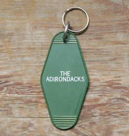 The Birch Store The Adirondacks Key Tag