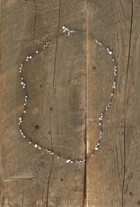 The Birch Store Double Strand Pearl Necklace