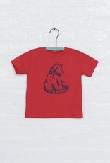 The Birch Store Red Bear Toddler T-Shirt