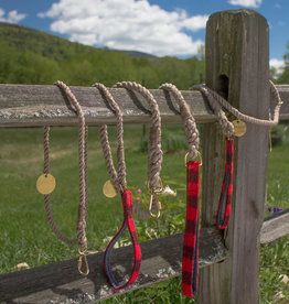 The Birch Store Standard Buffalo Plaid Leash