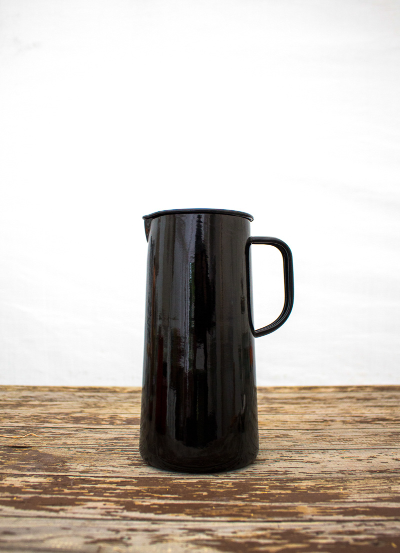 The Birch Store Enamelware 3 Pint Jug