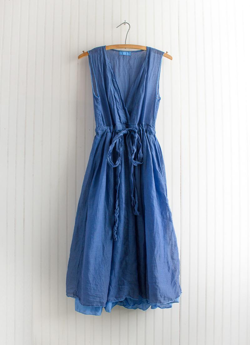 The Birch Store Check Julia Dress