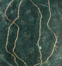 The Birch Store Smokey Quartz Beaded Necklace