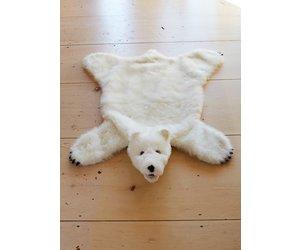 Plush Bear Rug - The Birch Store