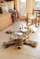 The Birch Store Deer Rug
