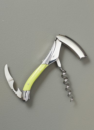 The Birch Store Wine Opener Lime