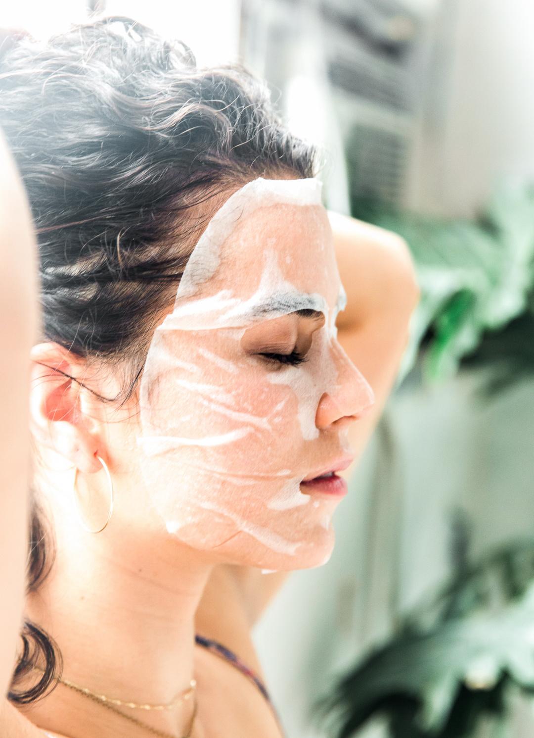 The Birch Store Anti Aging Sheet Mask