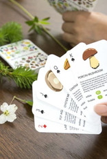 The Birch Store Foragers Playing Cards