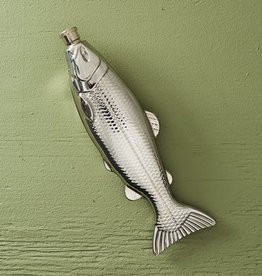 The Birch Store Fish Flask