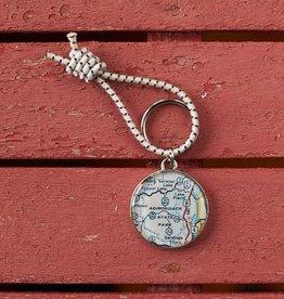 The Birch Store Adirondack Park Key Ring