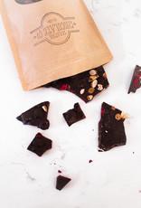 The Birch Store Almond & Raspberry Chocolate Bark