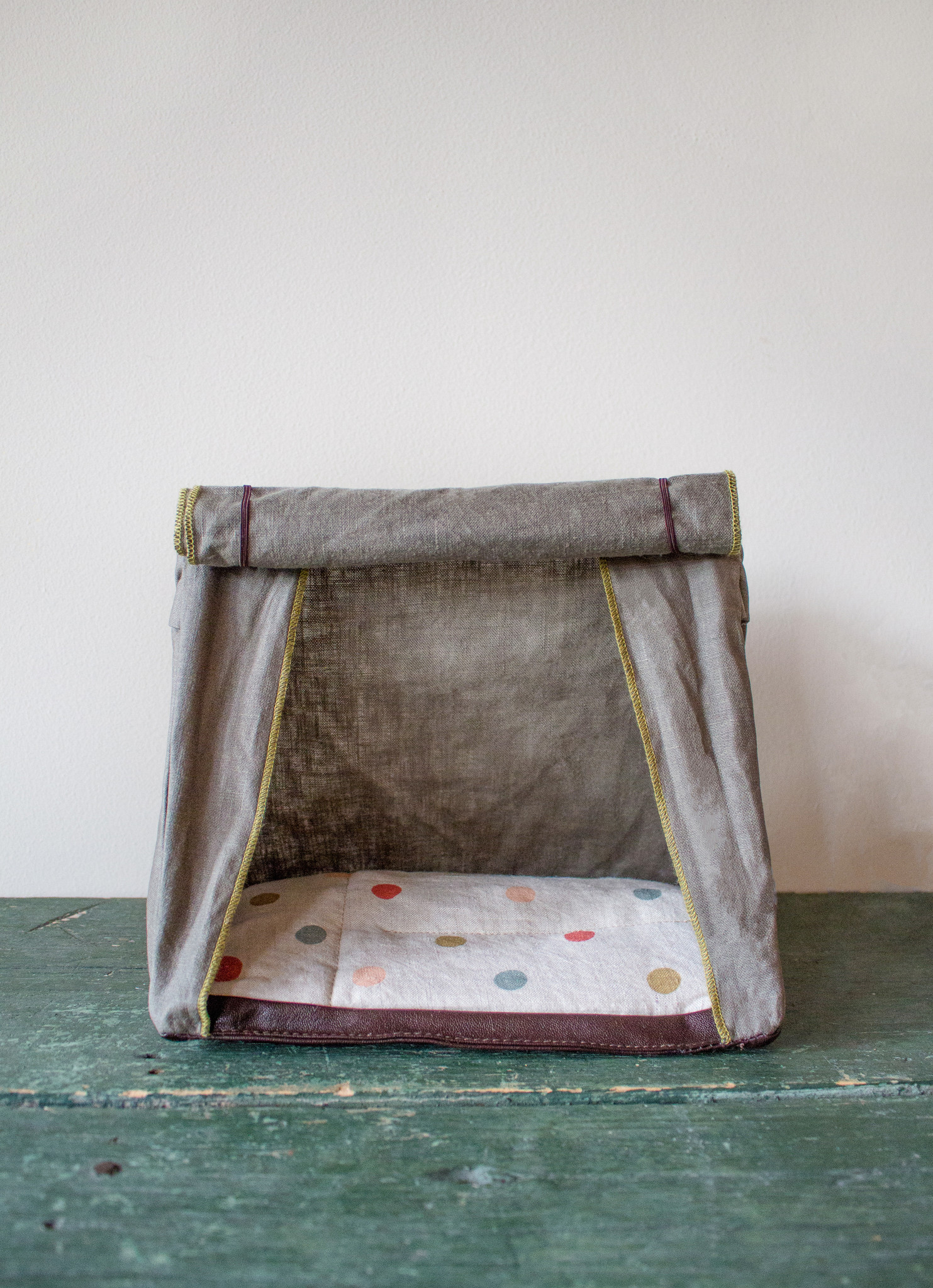 The Birch Store Small Canvas Toy Tent