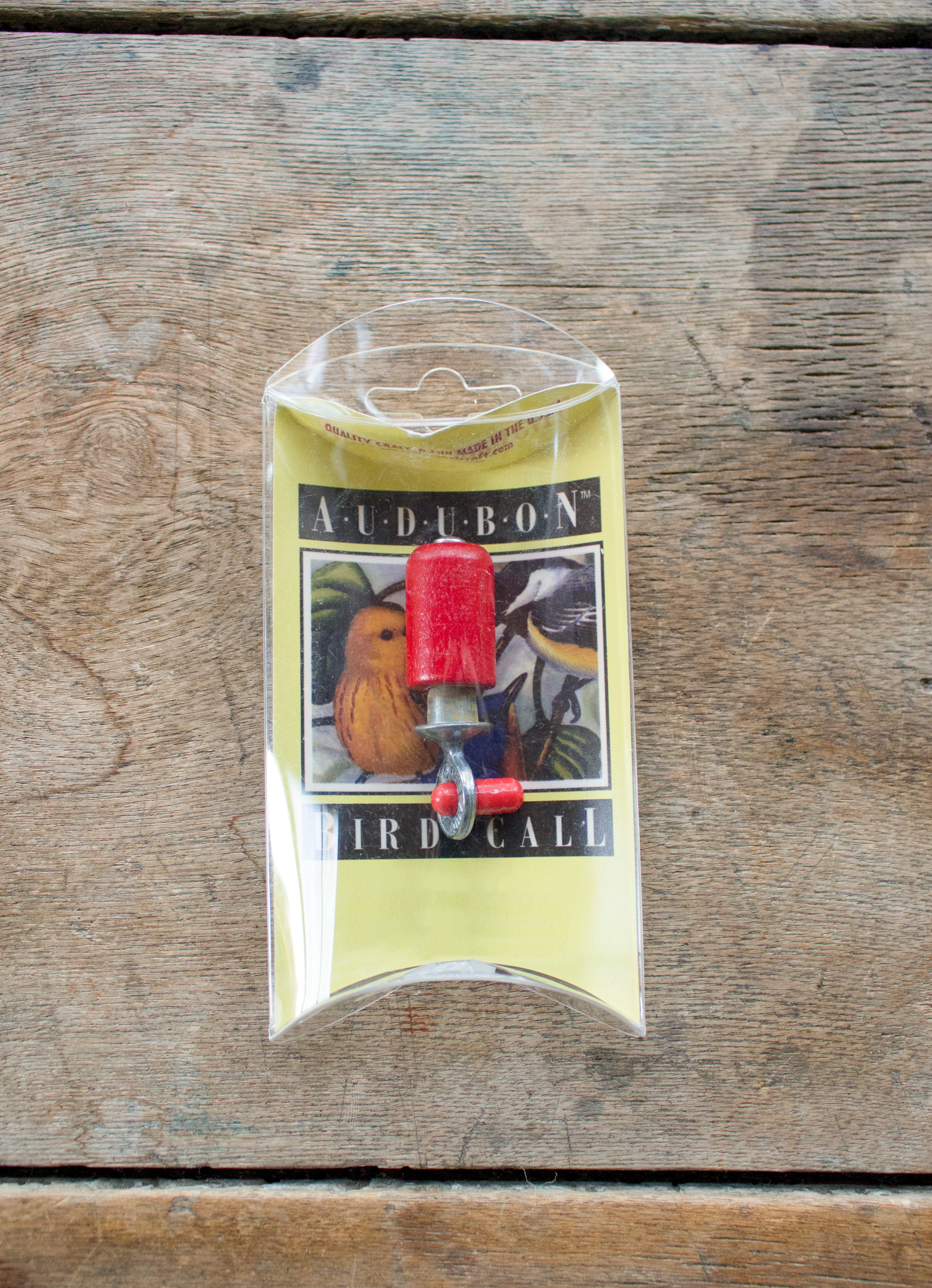The Birch Store Birchwood Audobon Bird Call