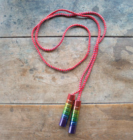 The Birch Store Rainbow Tin Jump Rope
