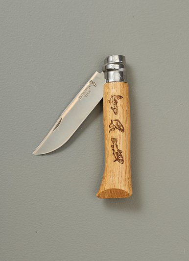 The Birch Store Animalia Engraved Pocket Knives