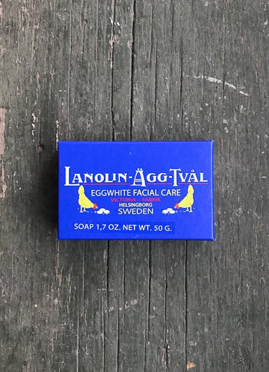 The Birch Store Egg White Facial Soap