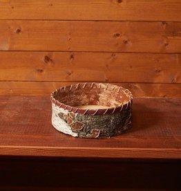 The Birch Store Round Birch Drum Basket