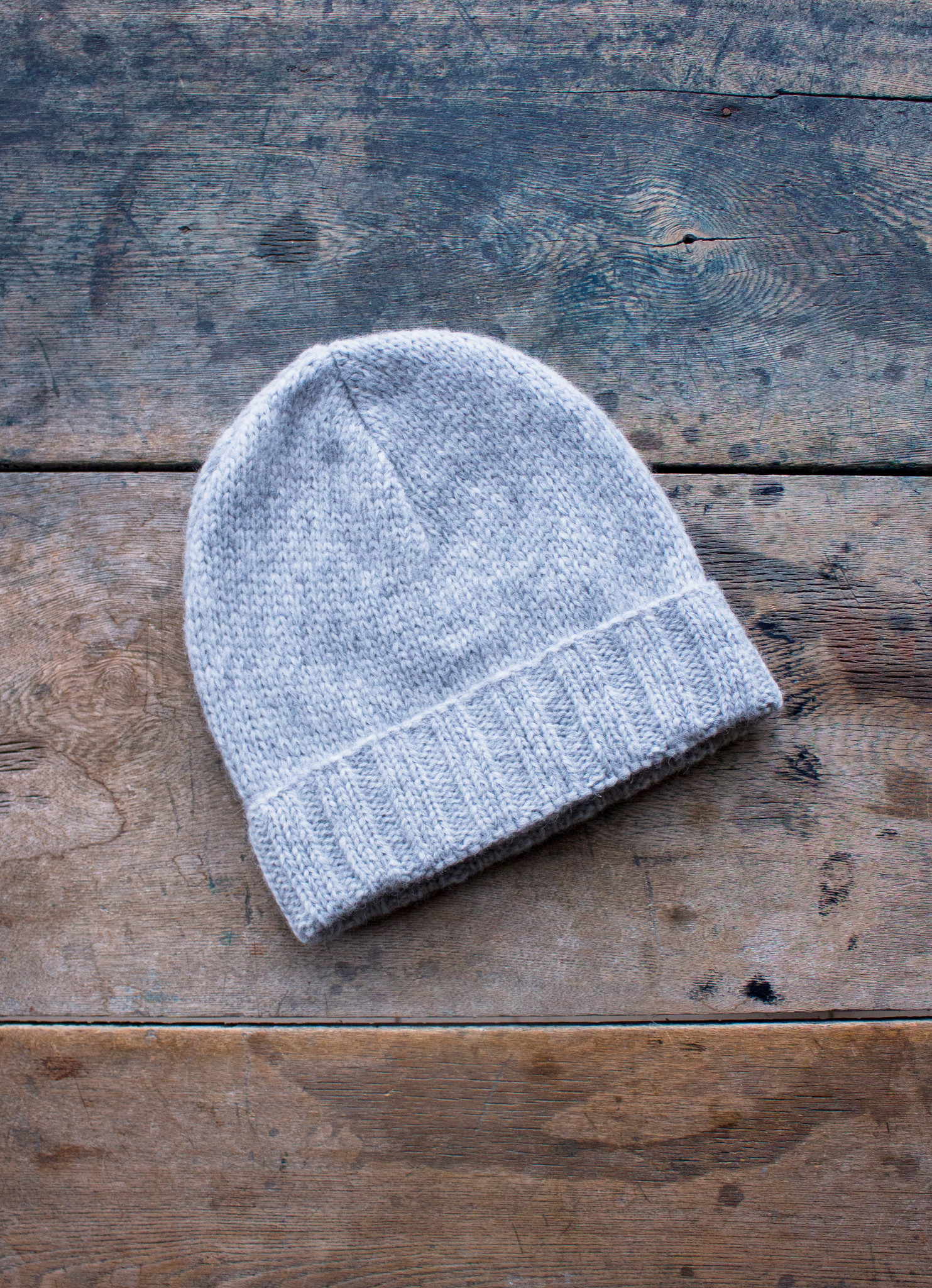 The Birch Store Alpaca Cocoon Beanie
