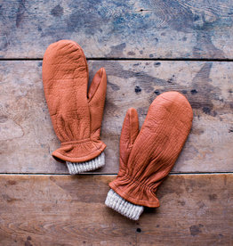 The Birch Store American Bison Mittens
