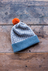 The Birch Store Lambswool Pom Pom Hat