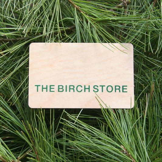The Birch Store $75 Birch Bucks Gift Card