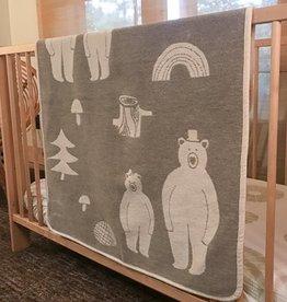The Birch Store Cotton Baby Blanket