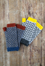 The Birch Store Patterned Lambswool Wrist Warmer