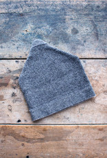 The Birch Store Alpaca Striped Beanie Greystone