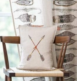 The Birch Store Arrow Accent Pillow