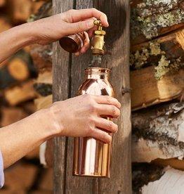 The Birch Store Copper Water Bottle