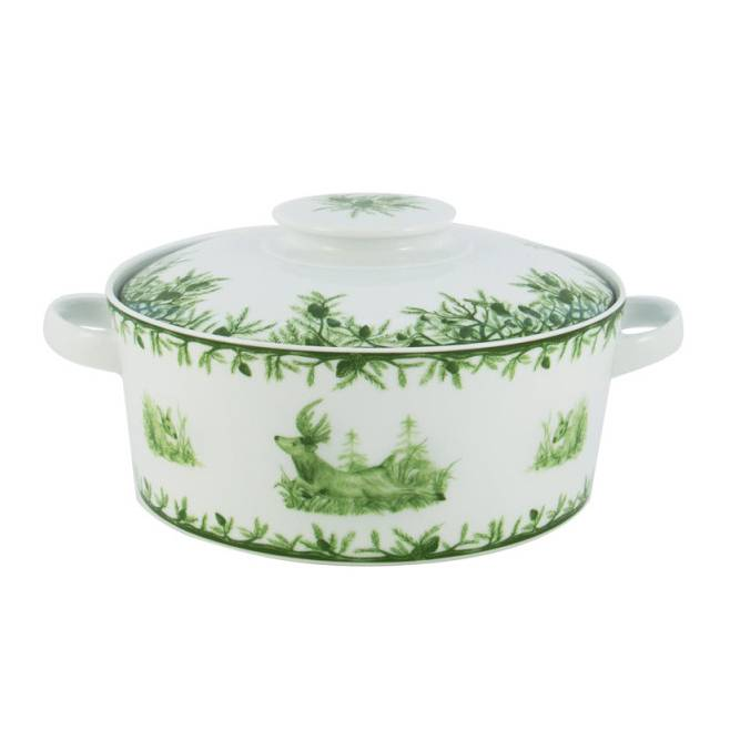 The Birch Store Forest Covered Casserole