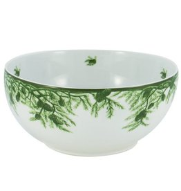 CE Corey Forest Serving Bowl