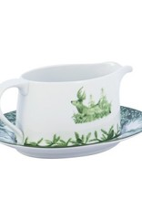 The Birch Store Forest Gravy Boat
