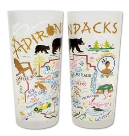 The Birch Store Adirondack Drinking Glass