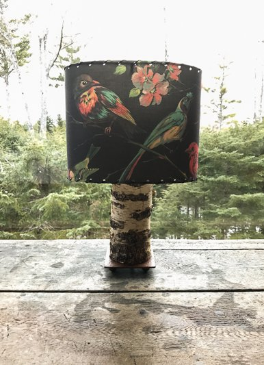 The Birch Store Birch Tree Lamp