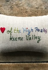 The Birch Store Heart of the High Peaks Balsam Filled Pillow
