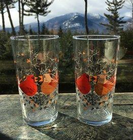 The Birch Store Cardinal Glass