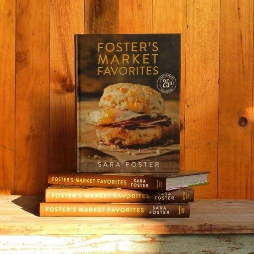 The Birch Store Foster's Market Favorites (Cookbook)^