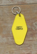 The Birch Store Happy Camper Key Tag