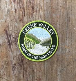 The Birch Store Keene Valley Souvenir Patch