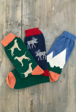 The Birch Store Men's Lambswool Socks