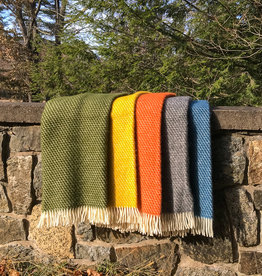 The Birch Store Lambswool HoneycombThrow
