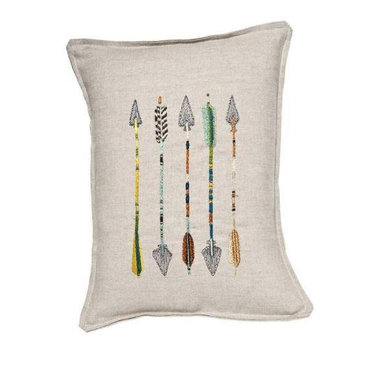 The Birch Store Five Arrows Pillow