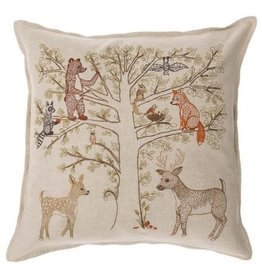 The Birch Store Woodland Living Tree Pillow