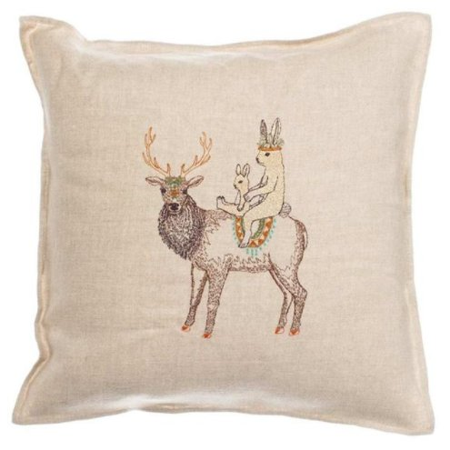 The Birch Store Keeper Pillow